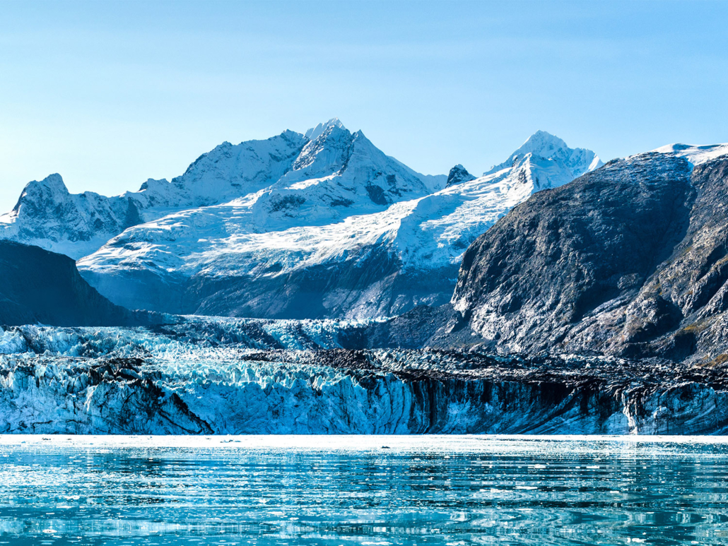On Stage Alaska - Glacier Bay